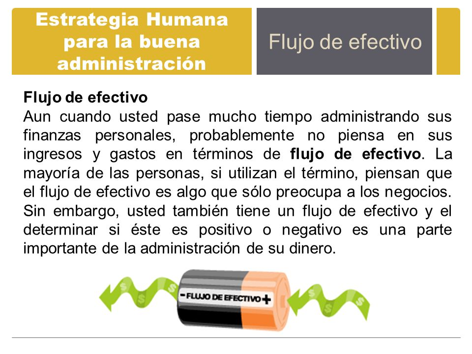 Estrategia Humana para la buena administración