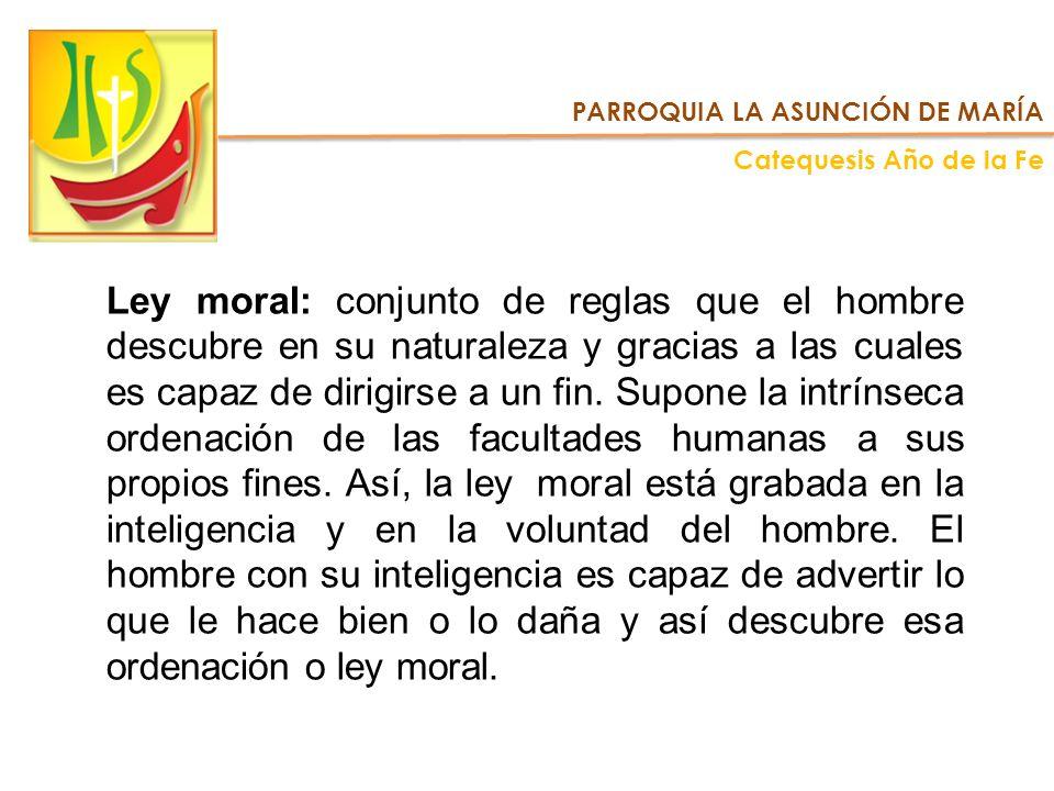PARROQUIA LA ASUNCIÓN DE MARÍA