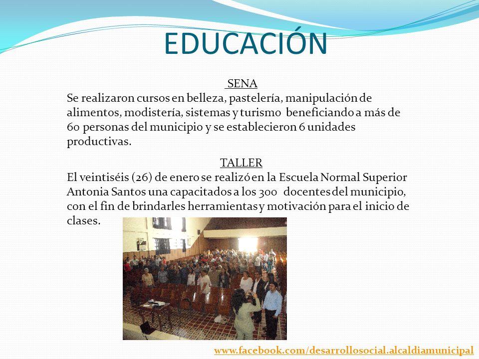 EDUCACIÓN SENA.