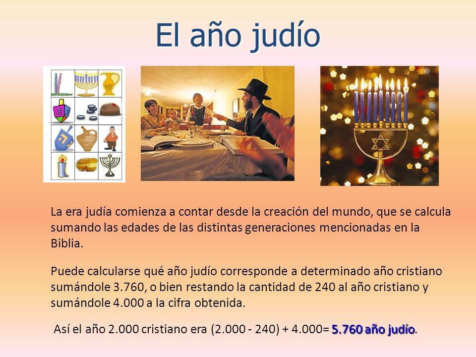 El año judío
