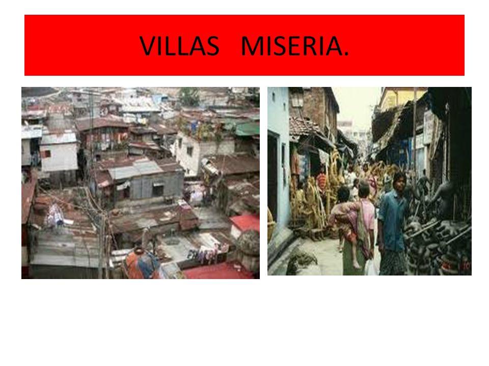 VILLAS MISERIA.