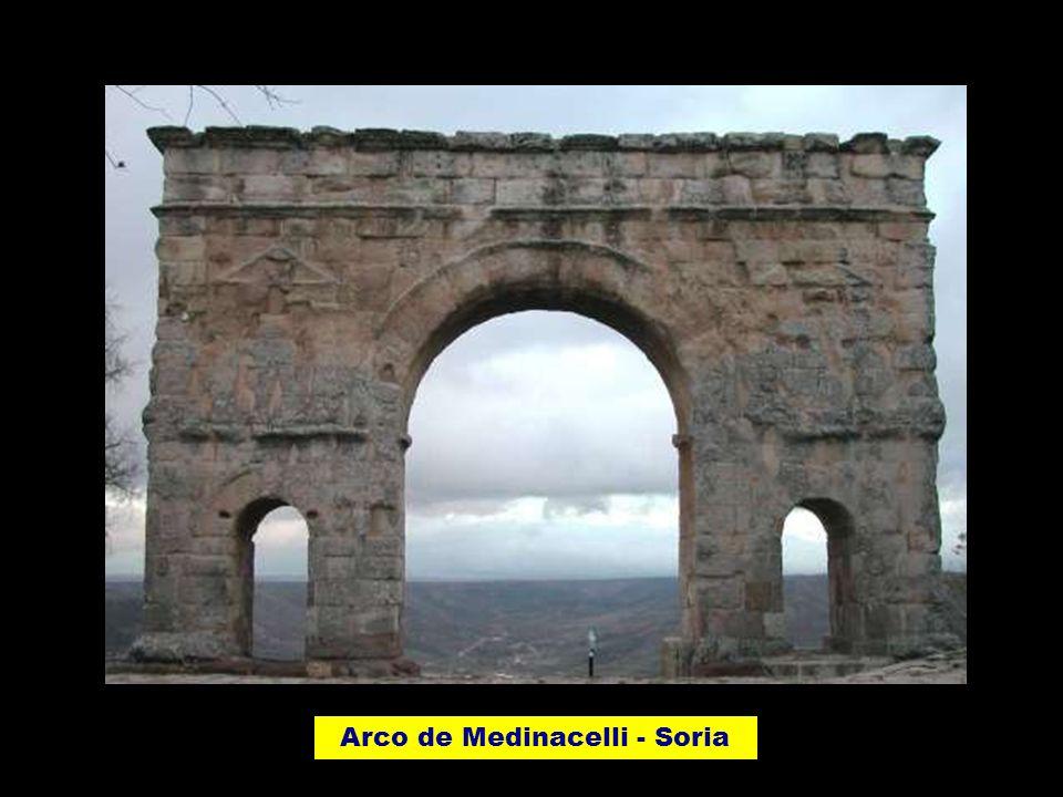 Arco de Medinacelli - Soria