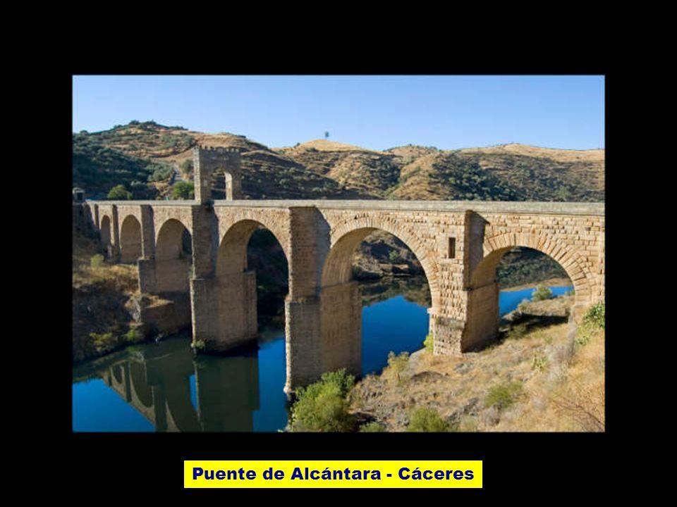 Puente de Alcántara - Cáceres