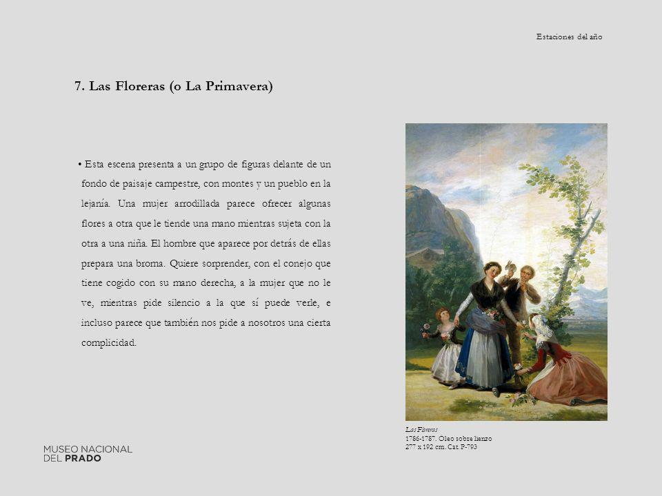 7. Las Floreras (o La Primavera)
