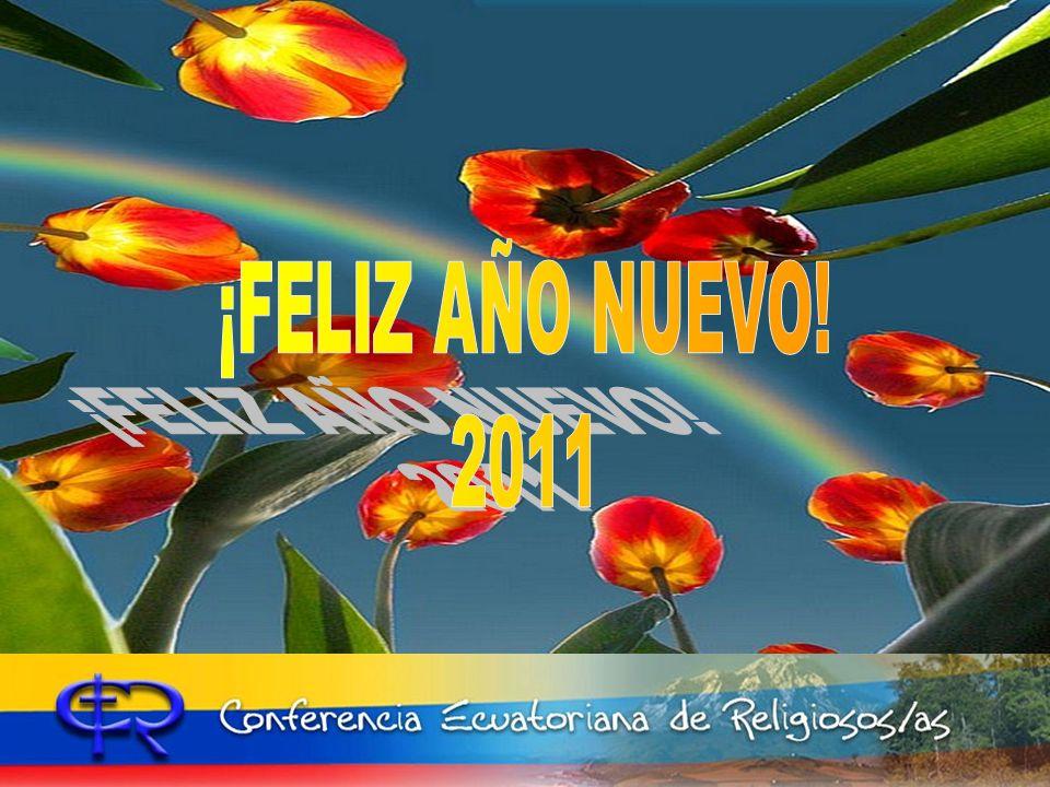 ¡FELIZ AÑO NUEVO! 2011