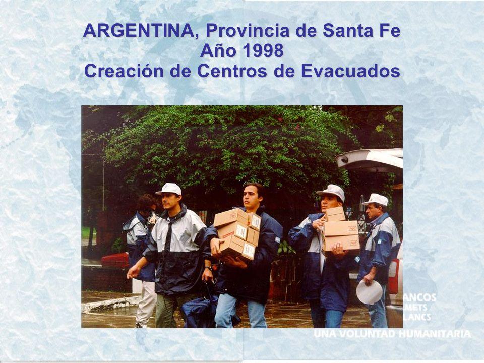 ARGENTINA, Provincia de Santa Fe