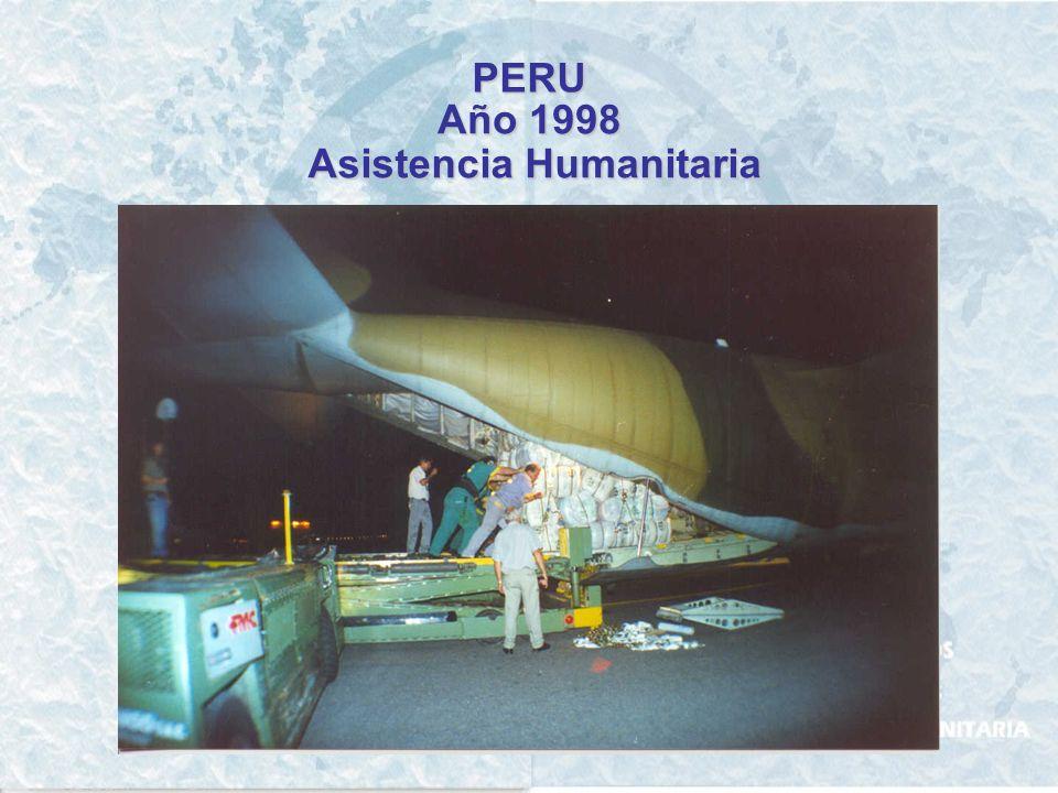 Asistencia Humanitaria