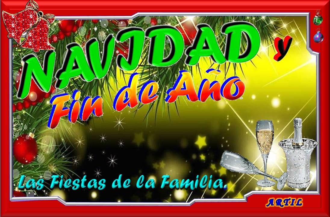 Las Fiestas de la Familia.