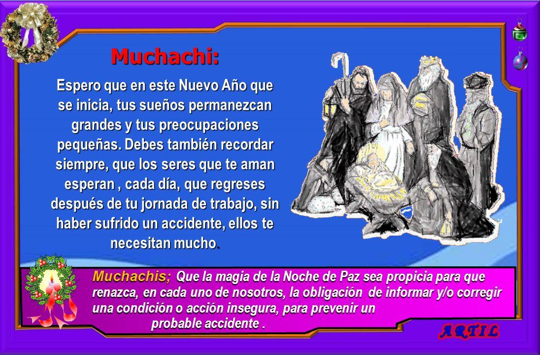 Muchachi: