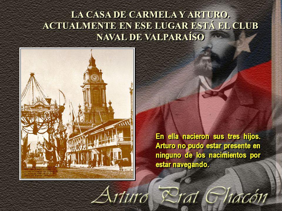 LA CASA DE CARMELA Y ARTURO