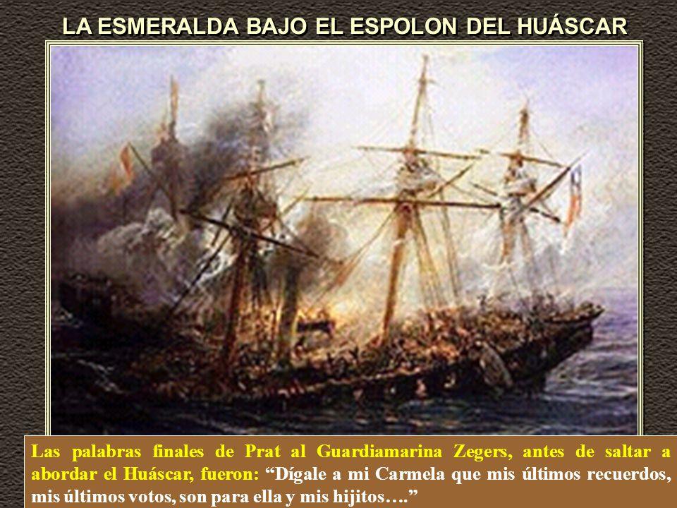 LA ESMERALDA BAJO EL ESPOLON DEL HUÁSCAR