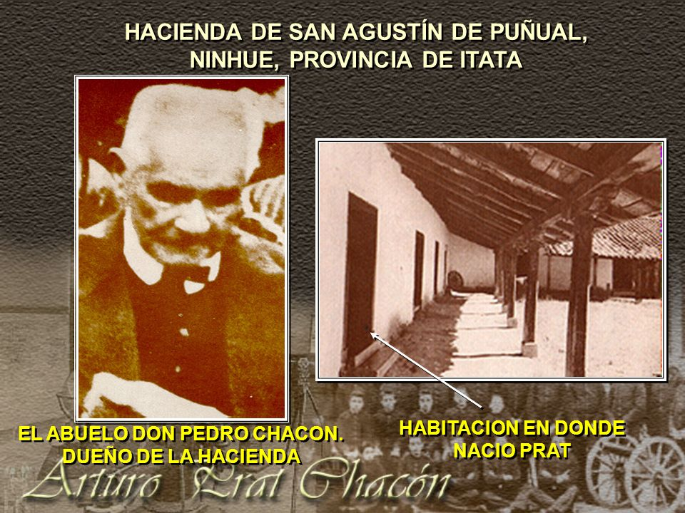 HACIENDA DE SAN AGUSTÍN DE PUÑUAL, NINHUE, PROVINCIA DE ITATA