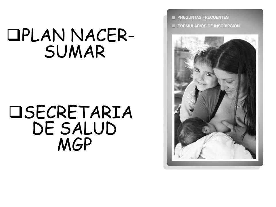 SECRETARIA DE SALUD MGP