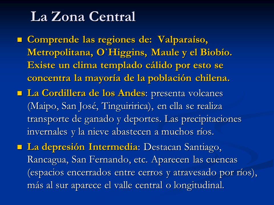 La Zona Central