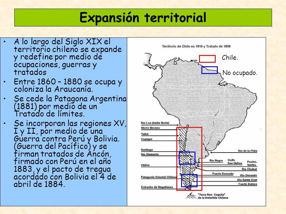 Expansión territorial