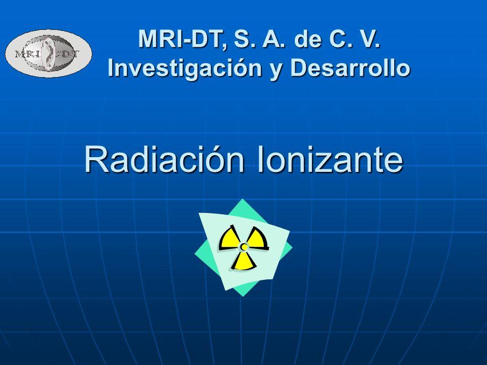 MRI-DT, S. A. de C. V. Investigación y Desarrollo