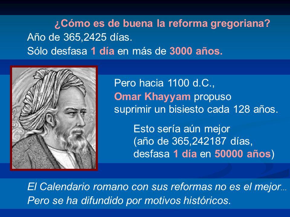¿Cómo es de buena la reforma gregoriana