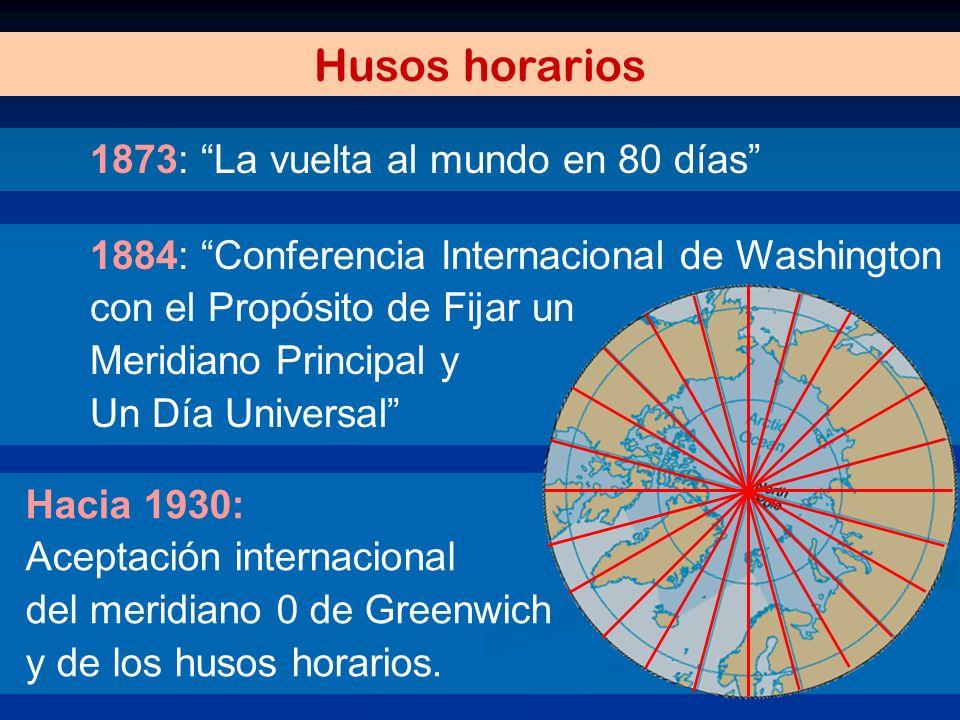 Husos horarios 1873: La vuelta al mundo en 80 días