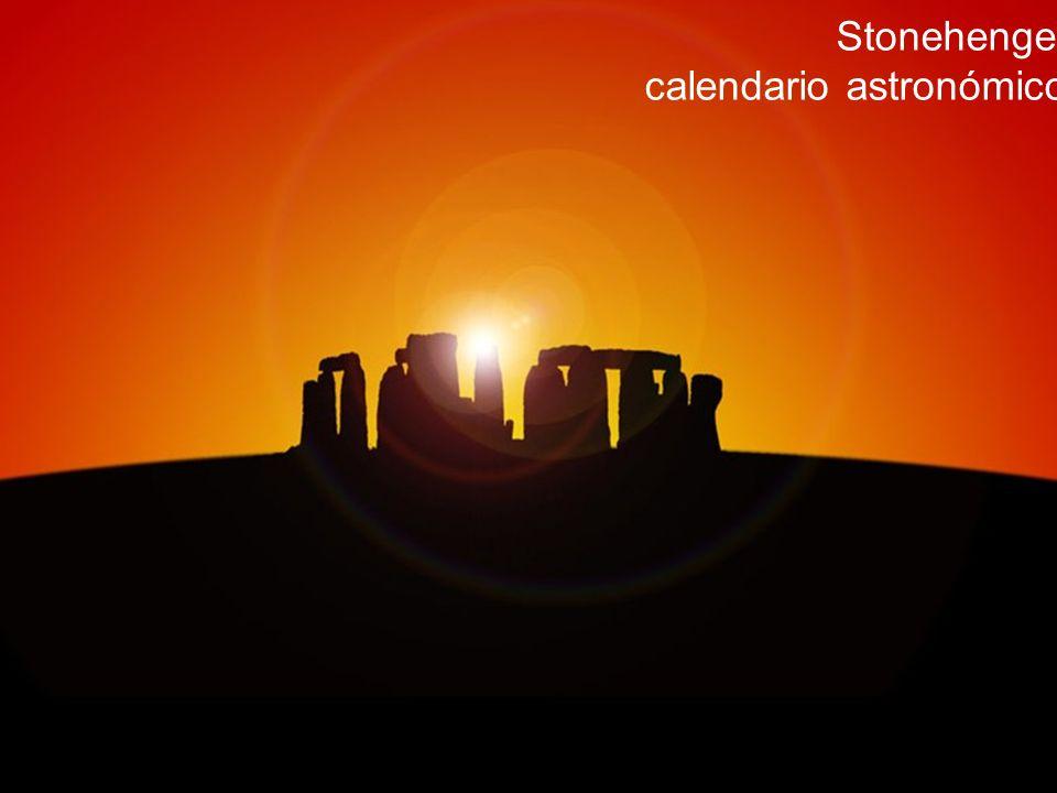 Stonehenge, calendario astronómico