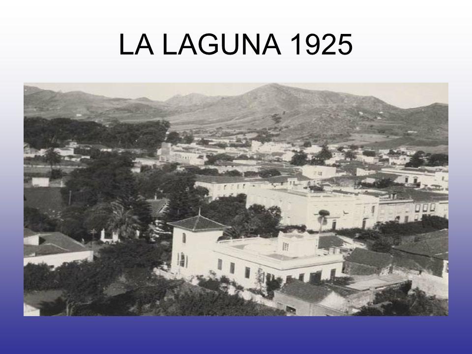 LA LAGUNA 1925