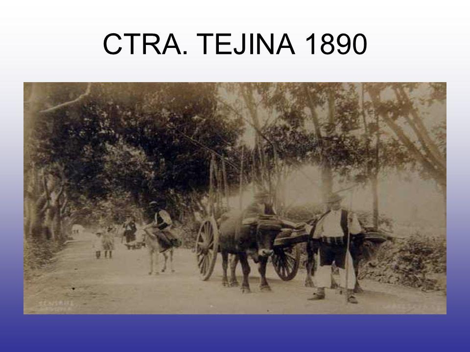CTRA. TEJINA 1890