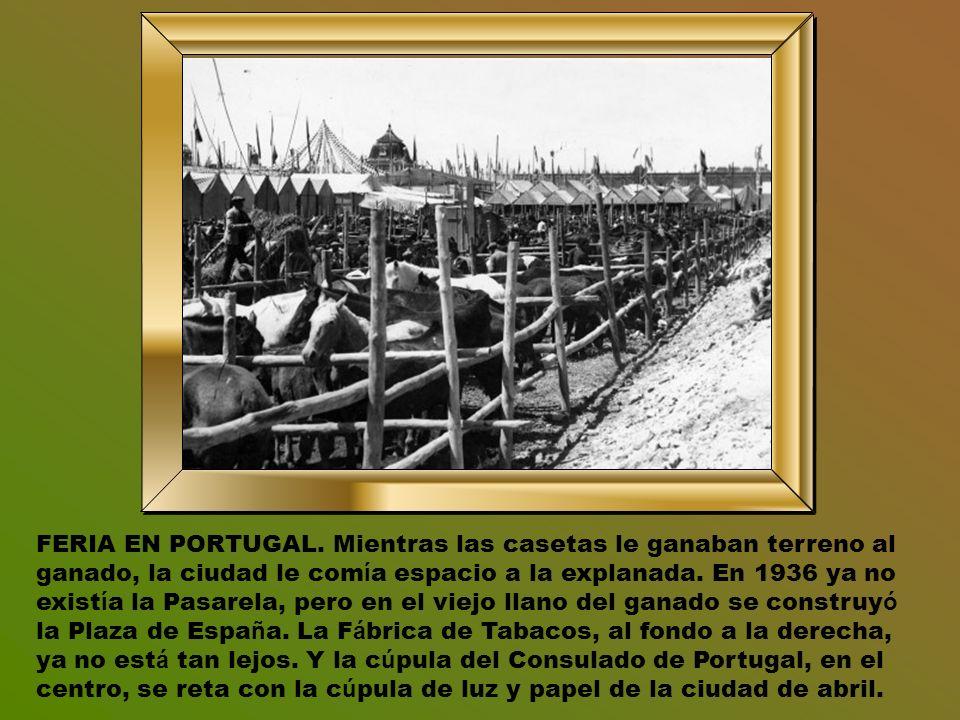 FERIA EN PORTUGAL.
