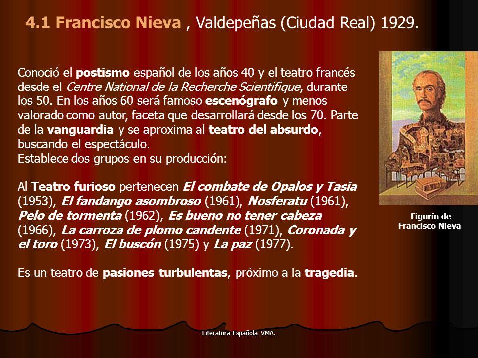 4.1 Francisco Nieva , Valdepeñas (Ciudad Real) 1929.
