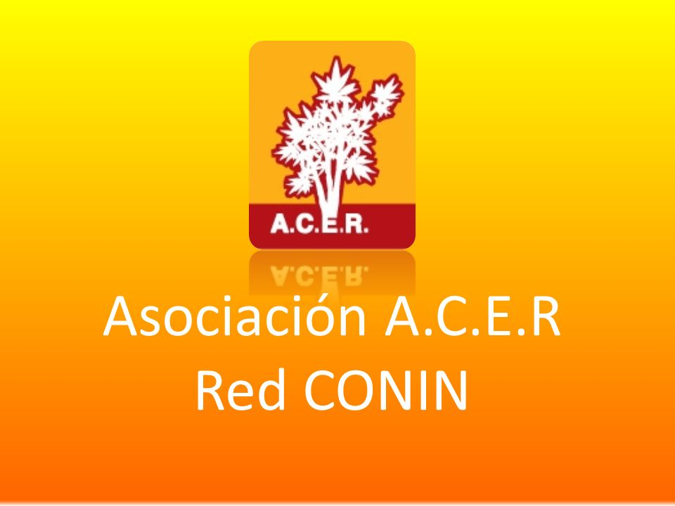 Asociación A.C.E.R Red CONIN