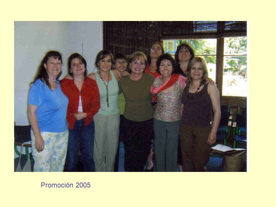 Promoción 2005