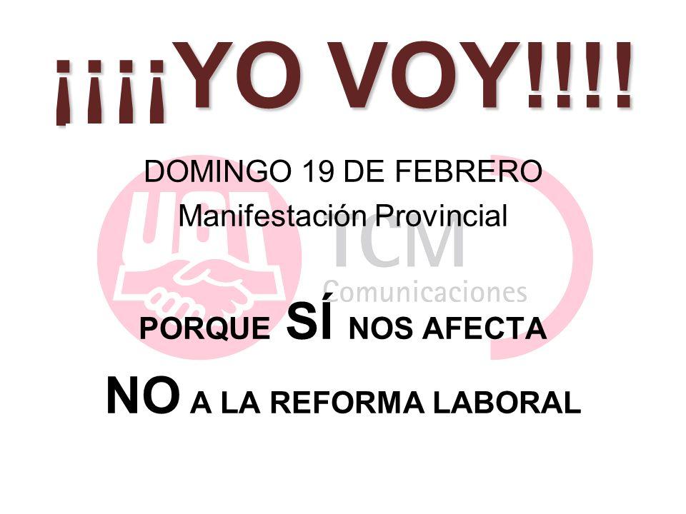 Manifestación Provincial
