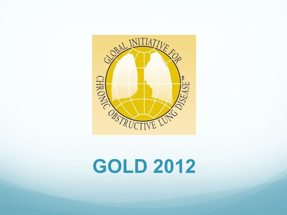 GOLD 2012
