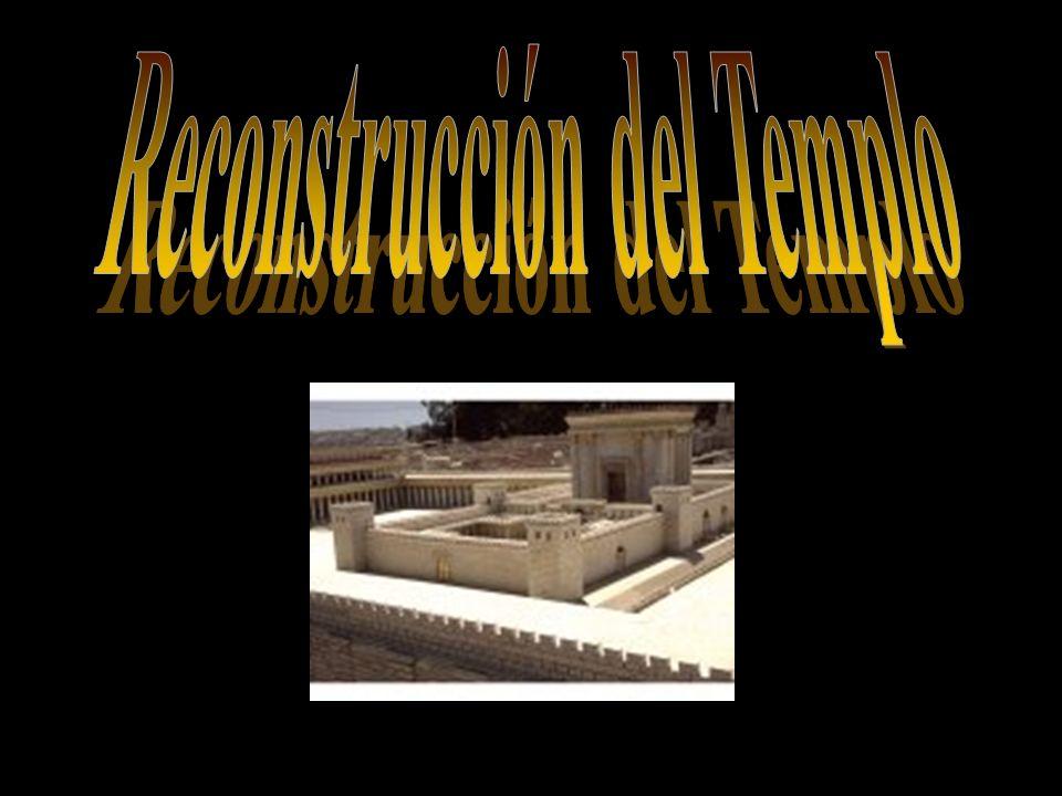 Reconstrucción del Templo