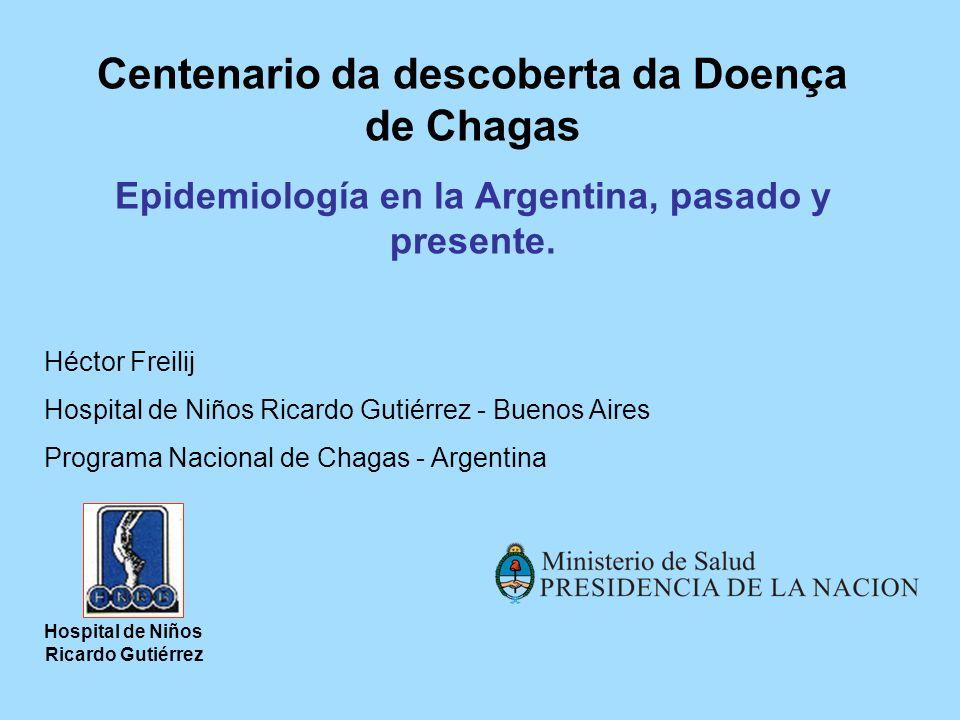 Centenario da descoberta da Doença de Chagas