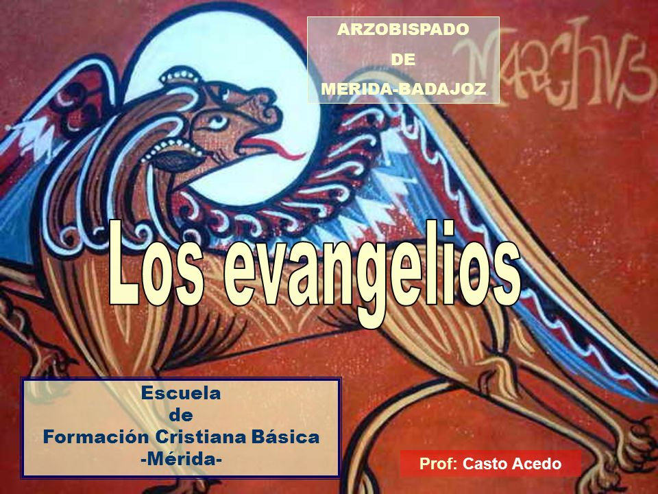 Escuela de Formación Cristiana Básica -Mérida-