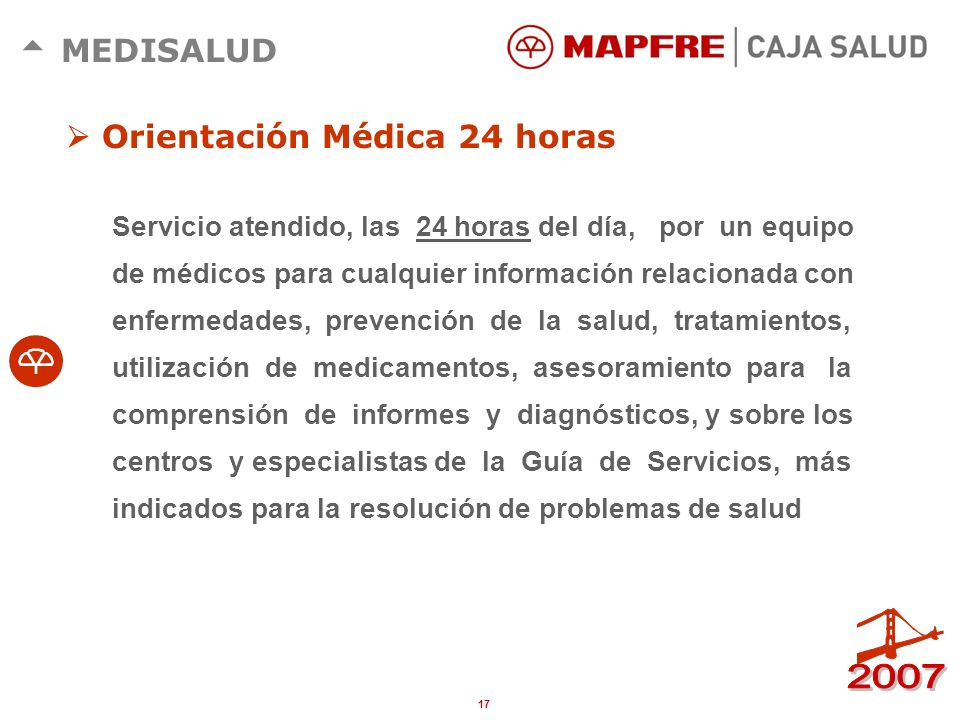  Orientación Médica 24 horas