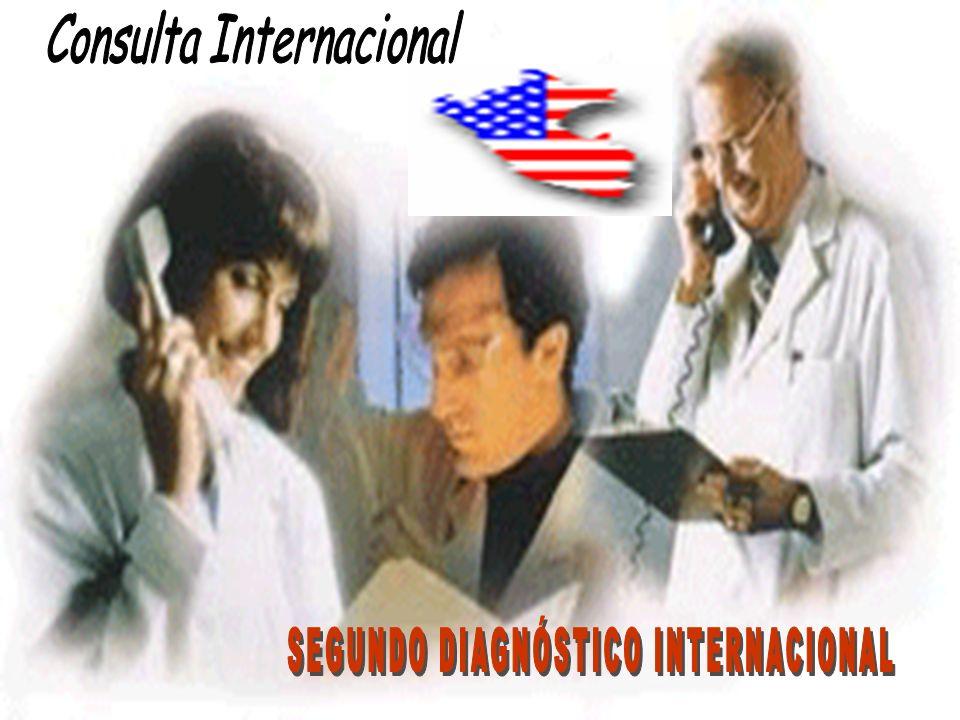 SEGUNDO DIAGNÓSTICO INTERNACIONAL