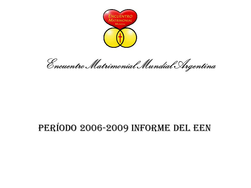 Encuentro Matrimonial Mundial Argentina
