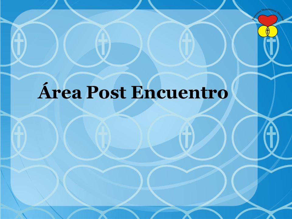Área Post Encuentro