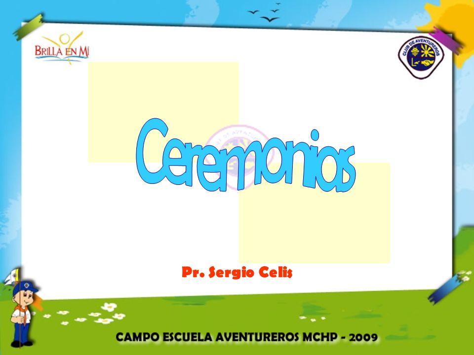 Ceremonias Pr. Sergio Celis