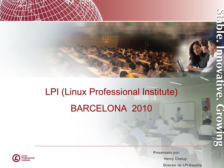 Director de LPI-España