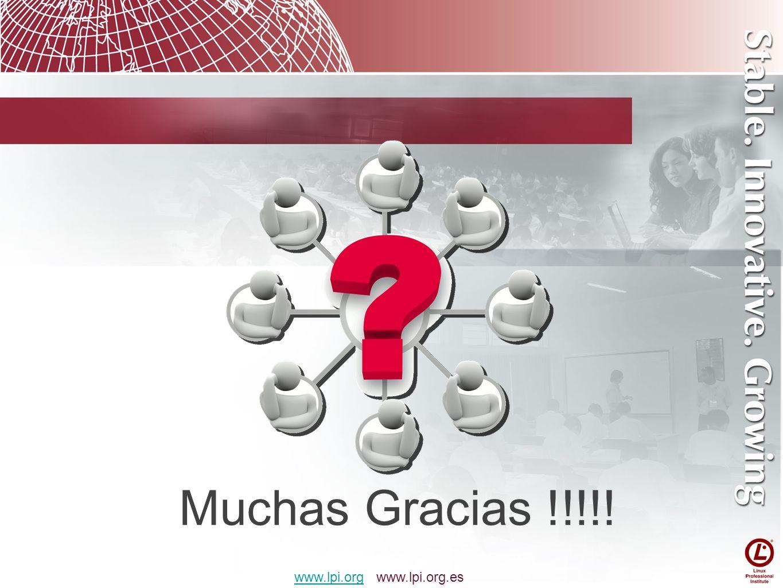 www.lpi.org www.lpi.org.es