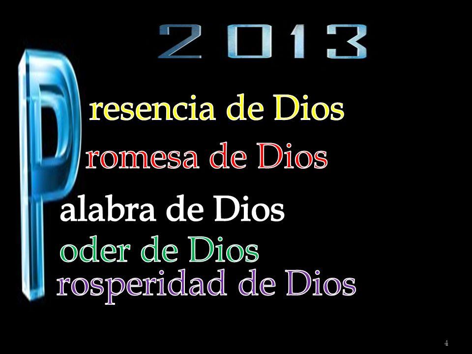 resencia de Dios romesa de Dios alabra de Dios oder de Dios rosperidad de Dios