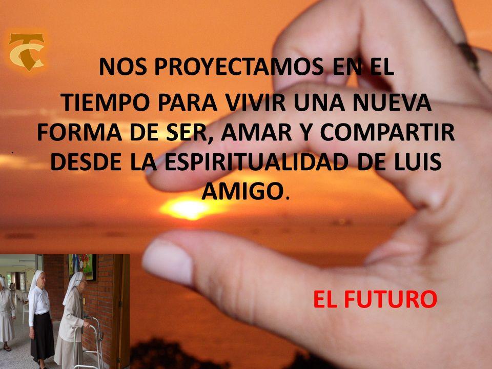 NOS PROYECTAMOS EN EL EL FUTURO