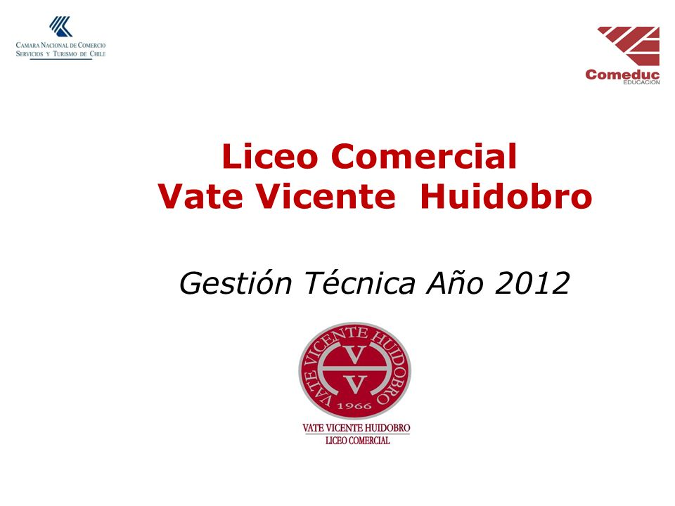 Liceo Comercial Vate Vicente Huidobro