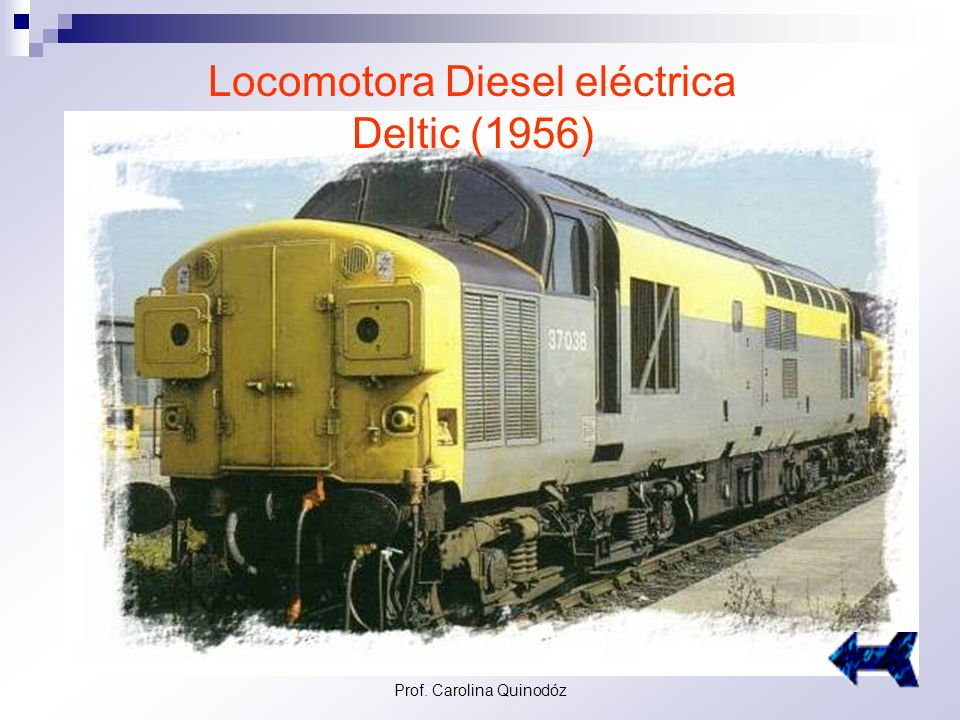 Locomotora Diesel eléctrica Deltic (1956)