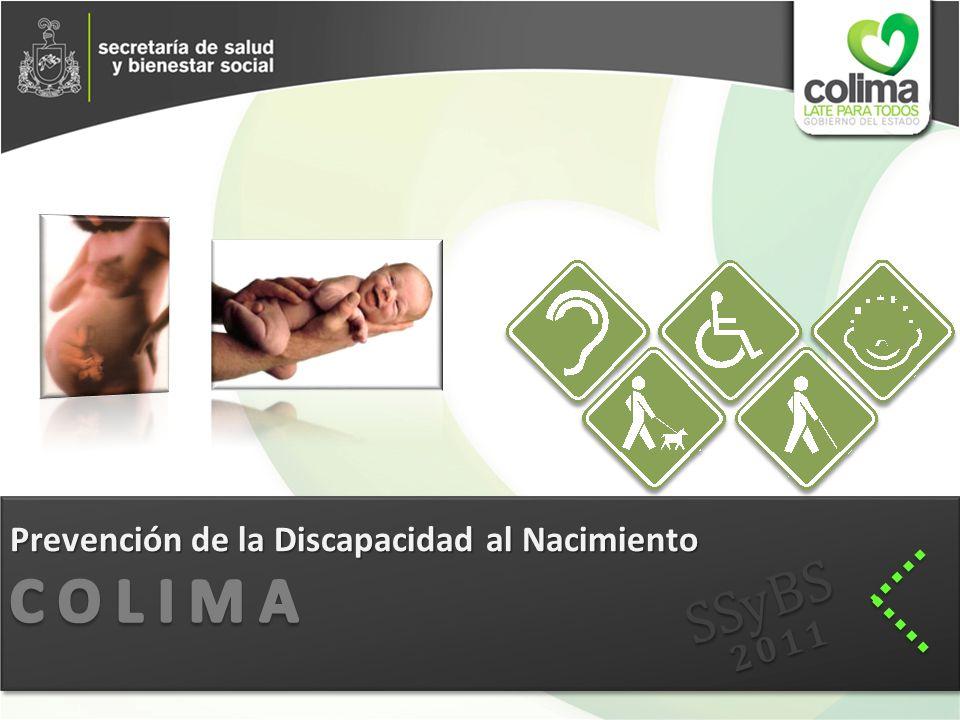 Prevención de la Discapacidad al Nacimiento
