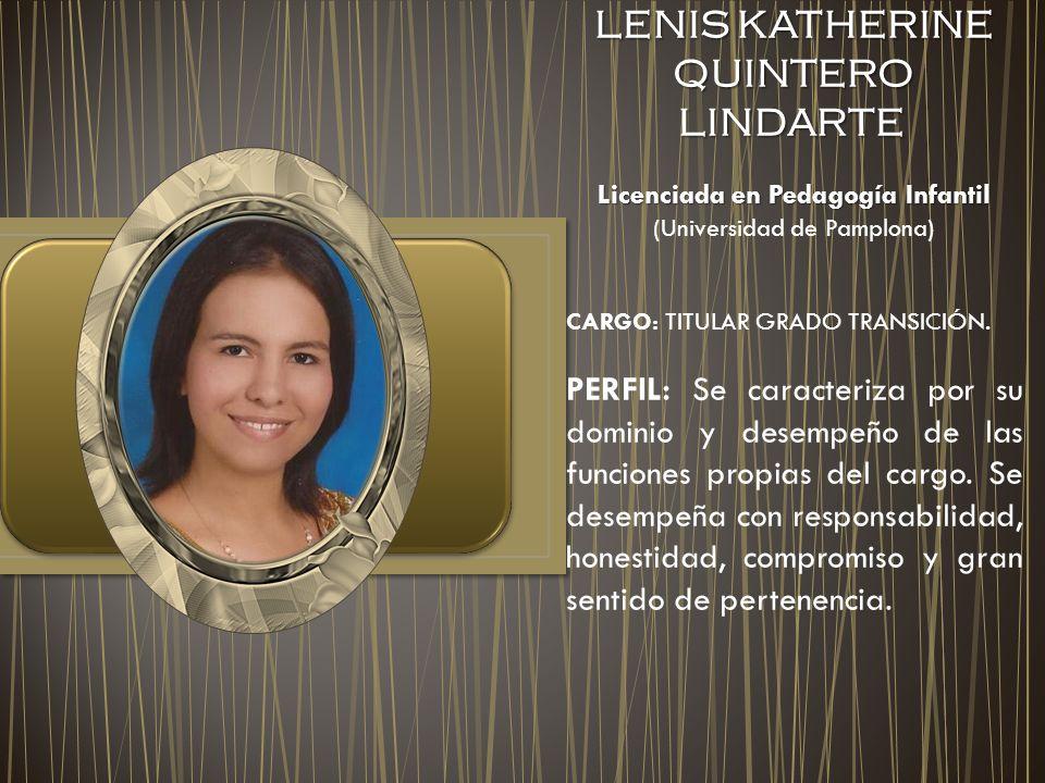 LENIS KATHERINE QUINTERO LINDARTE