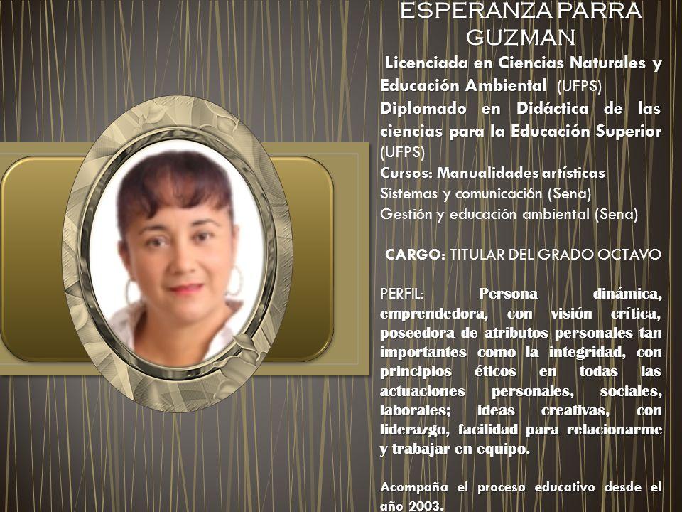ESPERANZA PARRA GUZMAN