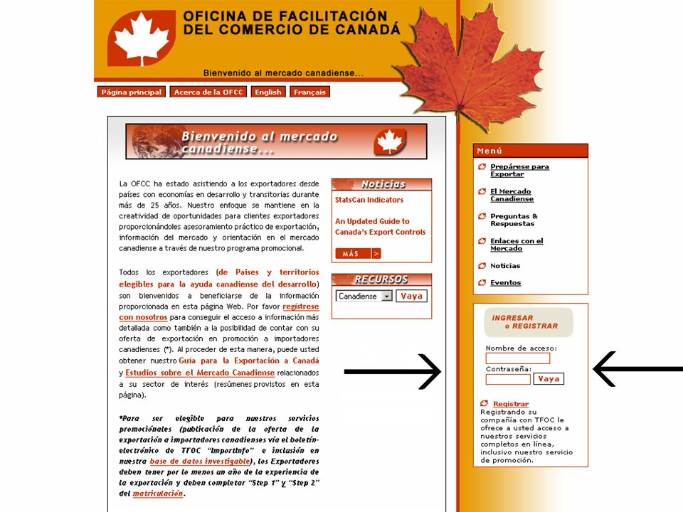 Trade Facilitation Office Canada