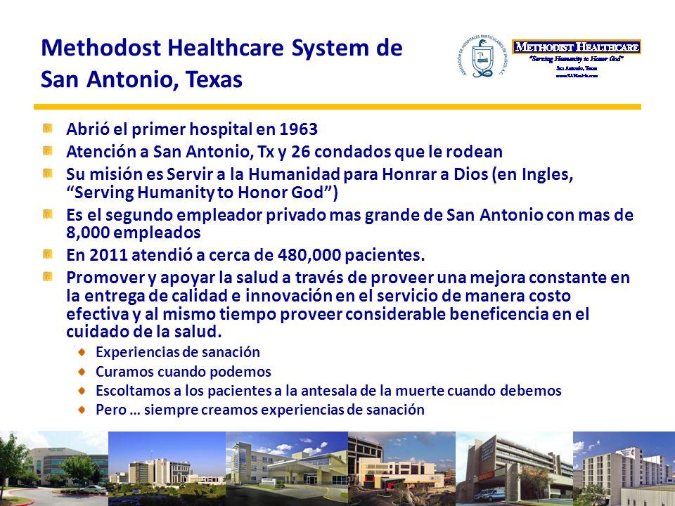 Methodost Healthcare System de San Antonio, Texas